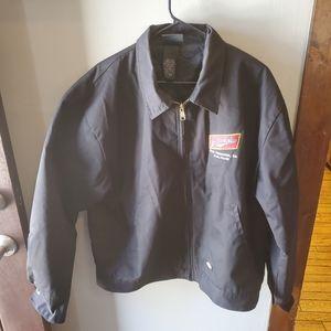 Gasholes car club dickies work jacket